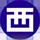 株式会社西尾木材工業所 ロゴ
